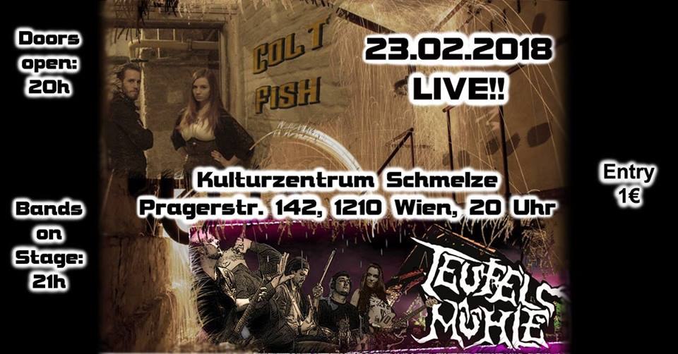 Teufels_Mühle_ColtFish_Kulturzentrum_Schmelze_23.02.2018