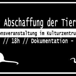 Tier_Info_KulturzentrumSchmelze