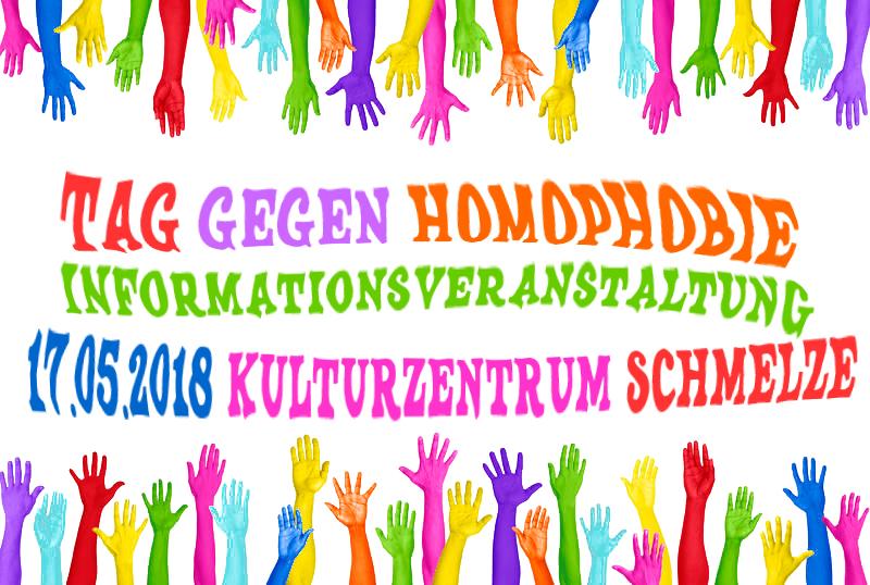 Homophobie_Kulturzentrum_Schmelze